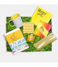 PK Boxes - Yellow Box