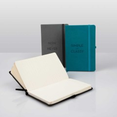 Defter - Back To Basics Defterler - Gri