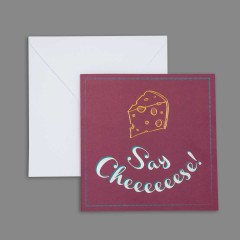 Celebration Cards - Say Cheese