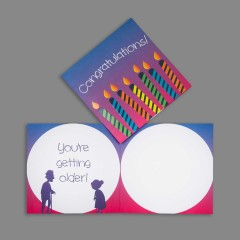 Hediye Kartı - Celebration Cards - Birthday