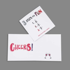 Celebration Cards - Wine
