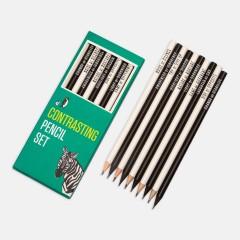Kalem - Contrasting Pencil Set: Yeşil