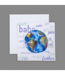 Hediye Kartı - Dünya Çapında Baba Kart