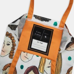 Bez Çanta - Ferhan4PKDesign Bez Çantalar - Noktalar
