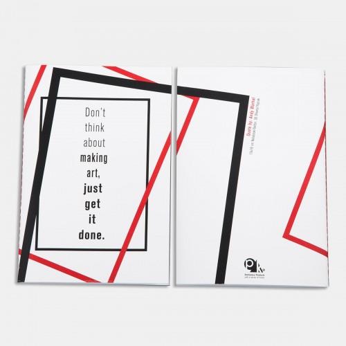 Defter - Quotation Master Defterler - Andy Warhol