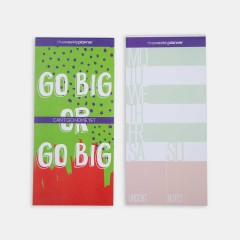 Notepad - Realistic Notepads - Go Big or Go Big