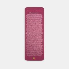 Kitap Ayracı - Ünlü Aşıklar Kitap Ayracı - ANTONIUS ve KLEOPATRA