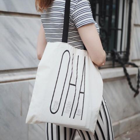 Bez Çanta - YuhÇüşOha Bez Çantalar - OHA